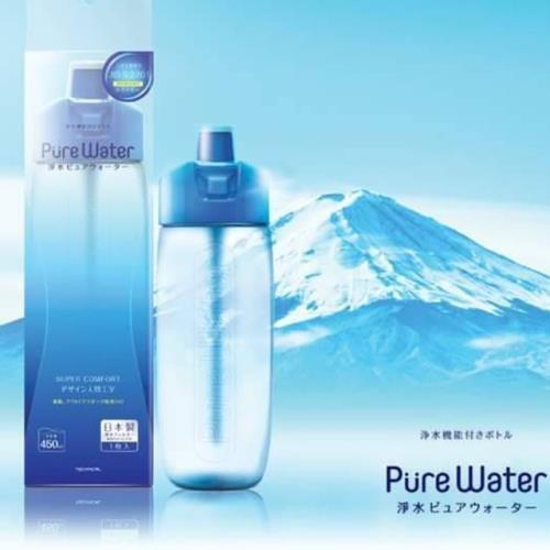 TECHNICAL 隨身濾水瓶 475ml (日本Kurita濾芯)