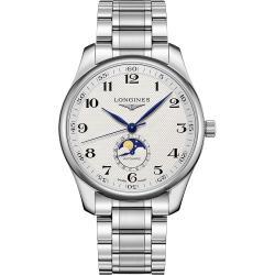 LONGINES 浪琴 Master 巨擘系列月相機械錶-42mm L29194786