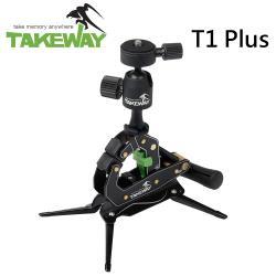 TAKEWAY T1 Plus 鉗式腳架-升級版 (公司貨)