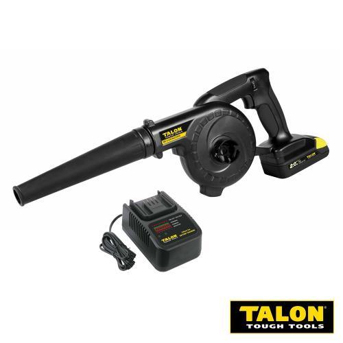 TALON達龍電動工具 18V鋰電鼓風機 TB9321 含充電器電池