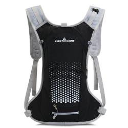 PUSH!戶外休閒用品騎行60L水袋包雙肩背包徒步補水包登山包U64