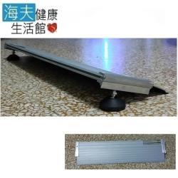 海夫健康生活館  斜坡板專家 輕型可攜帶 活動 單側門檻斜坡板 M37(坡道長37公分) 台灣製