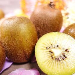 【坤田水果】(預購)  ZESPRI紐西蘭黃金奇異果(1箱)單箱22顆