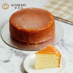 【聖瑪莉】老奶奶檸檬蛋糕(7吋)