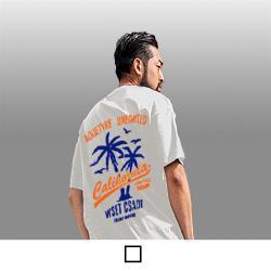 【男人幫】台灣製造加大尺碼夏季塗鴉印花T(T8061)
