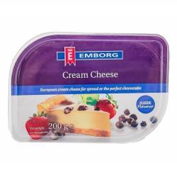 【Emborg】軟式奶油乾酪200g