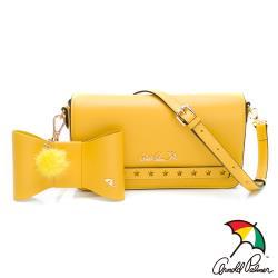 Arnold Palmer - 小斜背包 DOLLY系列 - 黃色