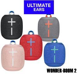 美國Ultimate Ears UE WONDERBOOM 2 輕便小巧可串流無線藍牙喇叭 5色