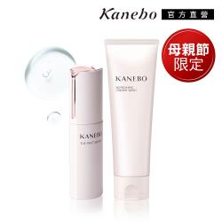Kanebo 佳麗寶 KANEBO前導煥膚菁華液+洗顏皂霜母親節限定組