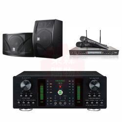 商用空間 OKAUDIO DB-7A 擴大機+DoDo Audio SR-889PRO 麥克風+JBL Ki110 喇叭