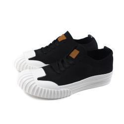 KANGOL 休閒布鞋 針織 女鞋 黑色 6122160620 no166