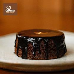 【奧瑪烘焙】濃情生巧淋面蛋糕6吋x1入