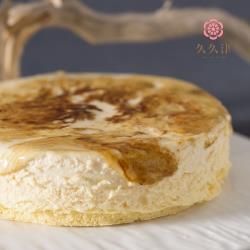 [久久津]炙燒提拉乳酪蛋糕(6吋)
