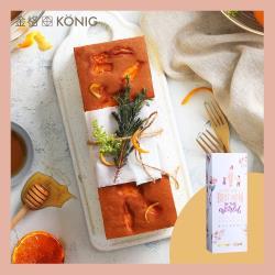 【金格食品】金柑心長崎蛋糕禮盒5盒組 (桃捷聯名公益款)