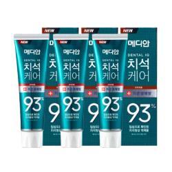 麥迪安 Median 93%強效淨白去垢牙膏#綠(牙周護理) x3入敏感性牙齒專用