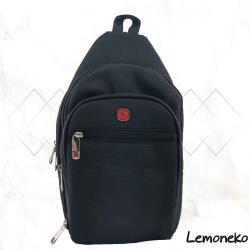 Lemoneko-胸包(三用包:胸包/斜背包/後背包)-男包系列(LB-102)