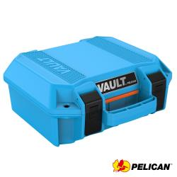 美國 PELICAN V100C Vault 氣密箱-含泡棉(藍)