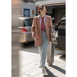 【WYPEX】春紛好感挺版西裝外套 - 10色