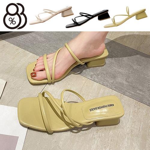 【88%】5cm涼鞋