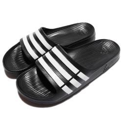 adidas 拖鞋 Duramo Slide 休閒 男鞋 G15890 [ACS 跨運動]