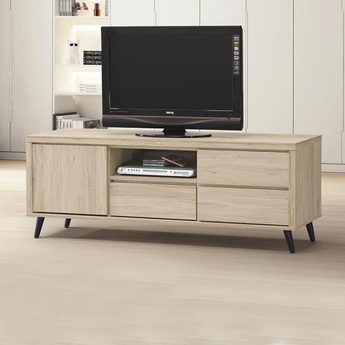 Boden-尼克4尺電視櫃/長櫃/視聽櫃