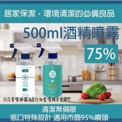 75%潔用酒精500ML