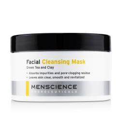 真男士 Menscience 清潔面膜- 綠茶&高嶺土 Facial Cleaning Mask - Green Tea And Clay