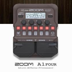 【 ZOOM 】 A1-Four 綜合效果器/多功能/原廠公司保固貨