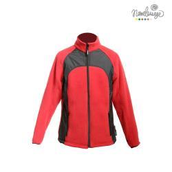 日本namelessage無名世代男款POLARTEC刷毛外套(紅)_52M305