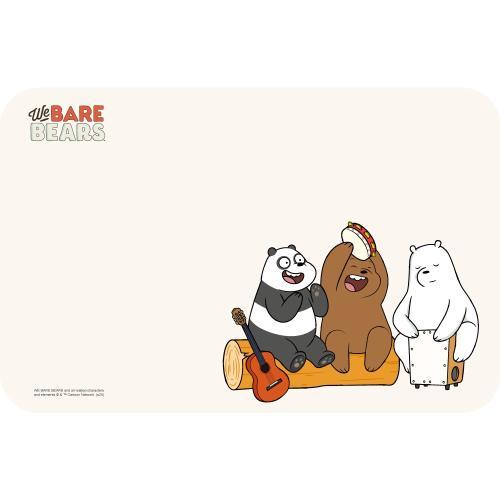 珪藻之家熊熊遇見你珪藻地墊超值組