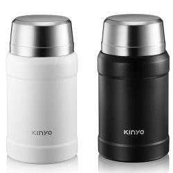 【KINYO】316不鏽鋼真空燜燒罐800ml (KIM-48)