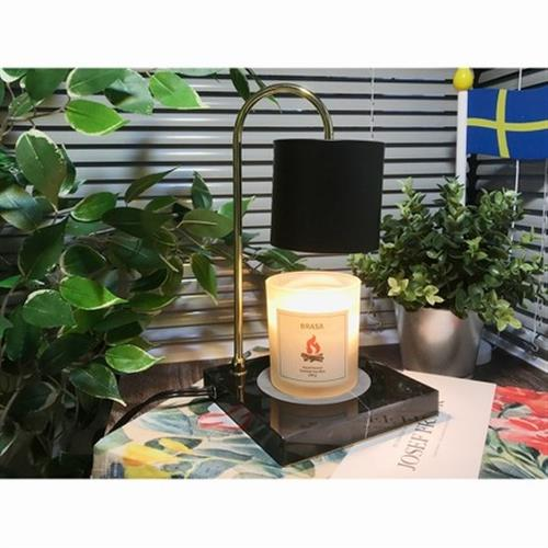hoi!好好生活 瑞典VANA 蠟燭暖燈-大理石檯款(大)(多款尺寸可選)