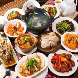 【麗多森林溫泉酒店】飄香中餐廳700珍饌午/晚餐+雙人泡湯券~電子票券