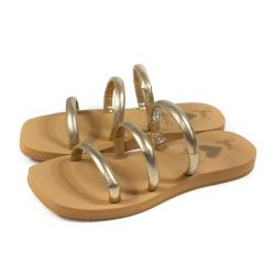 reef 涼鞋式拖鞋 戶外 褐/金 女鞋 CI3868 no406