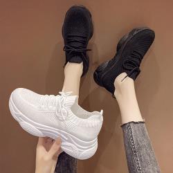 【Alice】(預購)浪漫情人密語老爹鞋(輕量 運動鞋 休閒鞋)
