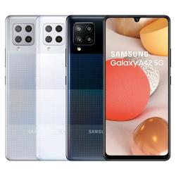 SAMSUNG Galaxy A42 (6G/128G) 6.6吋四鏡頭長續航5G高速智慧手機