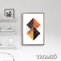 TROMSO北歐時代風尚有框畫-日月方呈WA176