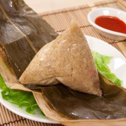 南門市場老林記素食齋菜FM 北部粽-全素粽(170g*2入/袋)