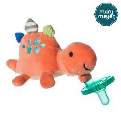 美國Mary Meyer 玩偶安撫奶嘴-蹦蹦小恐龍