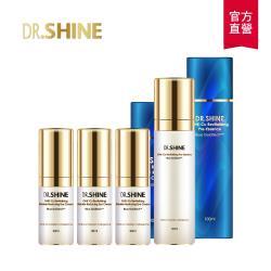 【DR.SHINE】藍金光澤超值組(眼霜x3+前導精華x1)