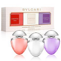 Bvlgari 寶格麗 女性香氛禮盒(15ml*3入)