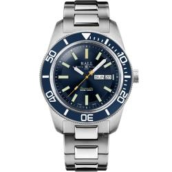 BALL WATCH Engineer Master II Skindiver Heritage 天文台認證機械錶(DM3308A-S1C-BE)