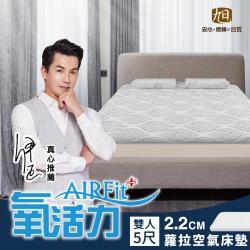 日本旭川-琉森零重力支撐舒眠水洗床墊-雙人