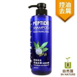 自然匯InNature【藍銅胜肽】控油去屑洗髮凝露(520ml)