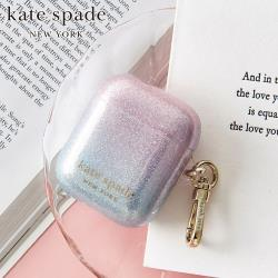 kate Spade AirPods 1/2代 保護殼/套-幻彩