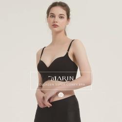【MARIN】膠原蛋白美肌無痕內衣-黑