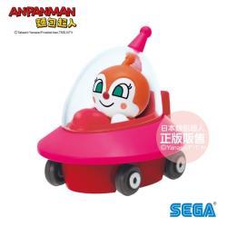 麵包超人-NEW! GOGO小汽車 紅精靈UFO&紅精靈