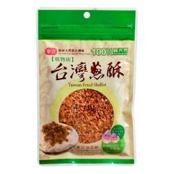 【鄭記】台灣蔥酥60公克(植物油款)