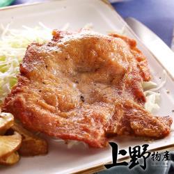 【上野物產】醇香醬烤豬肉排(80-100g/片)x18片