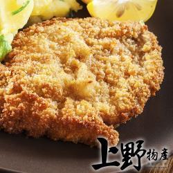【上野物產】辣味脆皮卡拉雞腿酥 x20片 90g土10%/片